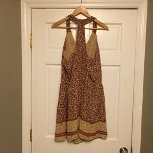 Jessica Simpson multi flower dress